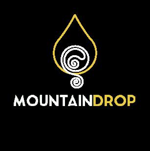 An image of the full Mountaindrop Shilajit logo